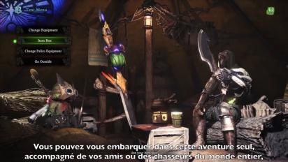 Monster Hunter - World - Beta