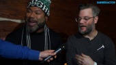 God of War - Cory Barlog & Christopher Judge haastattelussa