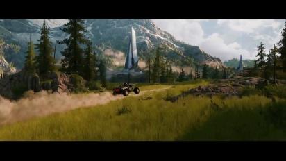 Halo Infinite - E3 2018 -julkistustraileri
