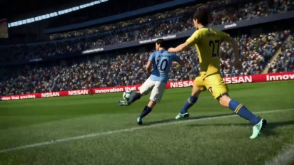 FIFA 19 - Active Touch System -traileri