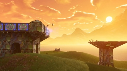 Fortnite - Port-A-Fortress -traileri