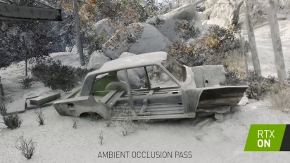 Metro Exodus - Real Time Ray Tracing Demonstration