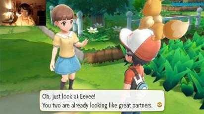 GR Liven uusinta: Pokémon: Let's Go Eevee!