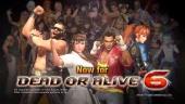 Dead or Alive 6: Core Fighters - julkaisutraileri