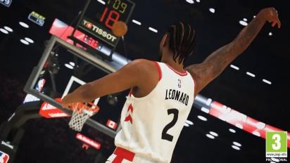 NBA 2K20 - Ensivilaus