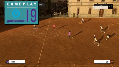 FIFA 20 - Volta Story Mode Gameplay