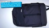 Nopea katsaus - Thule Lithos Backpack 20L