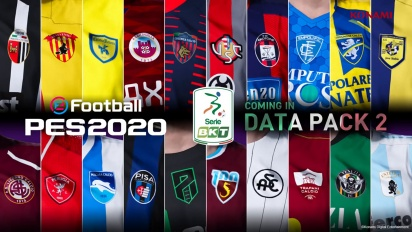 eFootball PES 2020 - Serie B Announcement -traileri