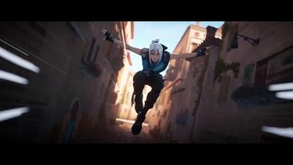 Valorant - Launch Date Reveal Traileri