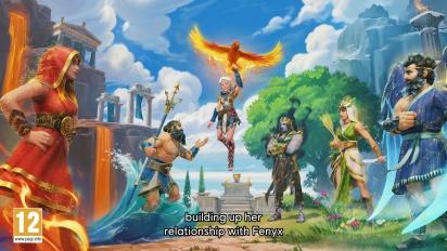 Immortals: Fenyx Rising - julkaisun jälkeinen traileri