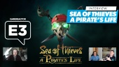 Sea of Thieves: A Pirate's Life - Mike Chapman ja Joe Neate haastattelussa