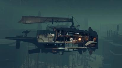 Far: Changing Tides - Gamescom 2021 -traileri
