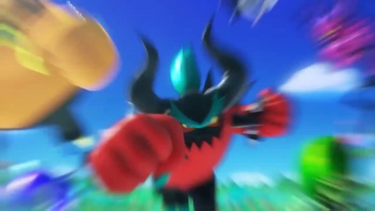 Sonic Lost World - Wii U Launch Trailer