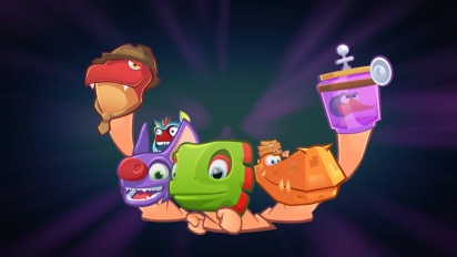 Worms WMD - All-Stars Preorder Pack -traileri