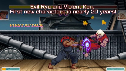 Ultra Street Fighter II: The Final Challengers - Overview-traileri