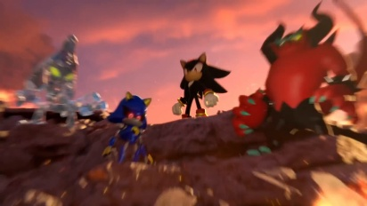 Sonic Forces - E3-traileri