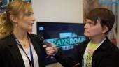 TransRoad USA - Andrea Fricke haastattelussa