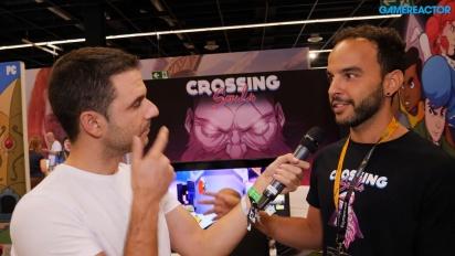 Crossing Souls - Juan Diego Vázquez haastattelussa