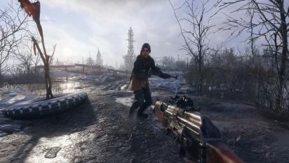 Metro Exodus - E3 2018 -pelikuvatraileri