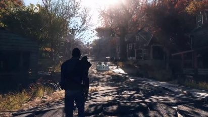 Fallout 76 - Microsoft E3-pätkä