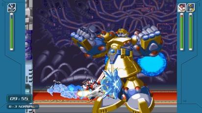 Mega Man X Legacy Collection 1 & 2 - julkaisutraileri