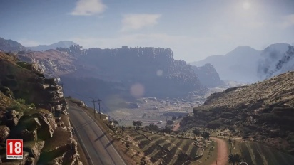 Ghost Recon Wildlands - Free Weekend -traileri