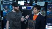 CES19: Technologia School of Magic - Satoshi Miyagawa haastattelussa