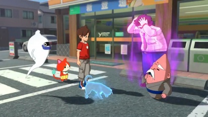 Yo-kai Watch 4 - World Hobby Fair Winter 2019 - japanilaista pelikuvaa