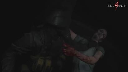 Resident Evil 2 - 4th Survivor -pelikuvatraileri