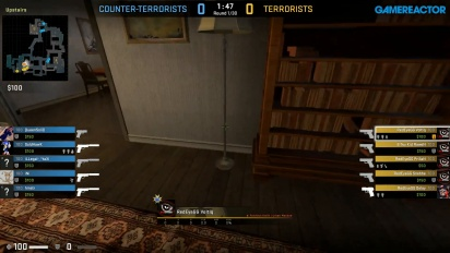 CS:GO S2 - Div 2 Round 1 - RedEyeGG vs JustForFun - Inferno