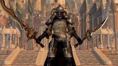 Dissidia Final Fantasy NT - Gabranth-traileri