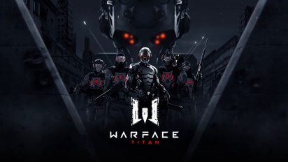 Warface: Titan - traileri