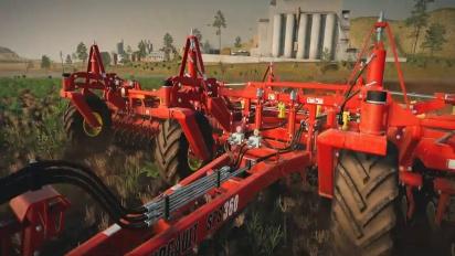 Farming Simulator 19: Bourgault - julkaisutraileri