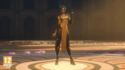 Overwatch - Symmetra's Restoration Challenge -traileri