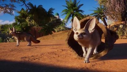 Planet Zoo - Africa Pack DLC -julkaisutraileri