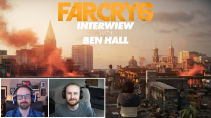 Far Cry 6 - Ben Hall haastattelussa #2
