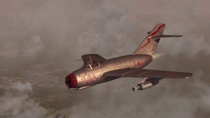 Air Conflicts: Vietnam - MiG-15 Trailer