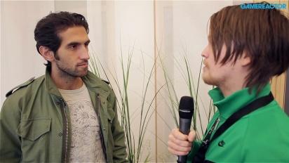 Ohjaaja Josef Fares - Game Camp Sweden -haastattelu