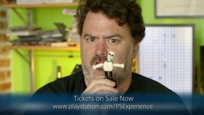 Grim Fandango - Playstation Experience Trailer