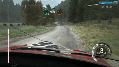 Dirt Rally - Dyffryn Afon Event in Powys, Wales with 1960s Mini Cooper Xbox One Gameplay
