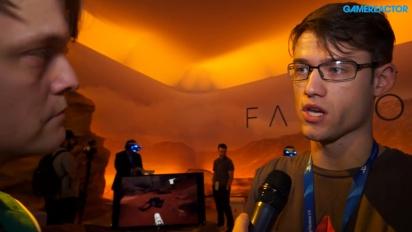 Farpoint - Randy Noltan haastattelu