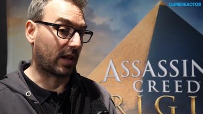 Assassin's Creed: Origins - haastattelussa Jean Guesdon