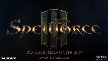 SpellForce 3 - elokuvallinen traileri
