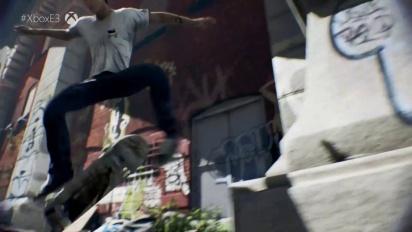 Session - Xbox One -traileri