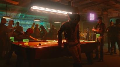 Cyberbunk 2077 - E3 2018 -traileri