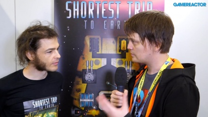Shortest Trip to Earth - Edvin Aedma haastattelussa