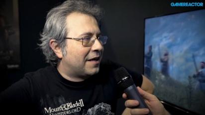 Mount & Blade II: Bannerlord - Armağan Yavuz haastattelussa