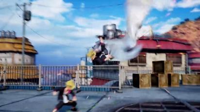 Jump Force - Boruto ja Dai -traileri
