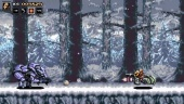 Blazing Chrome - Boss-traileri (Xbox One -julkistus)
