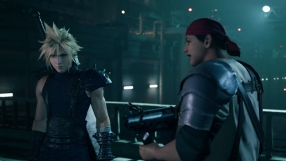 Final Fantasy VII Remake - The Game Awards 2019 -traileri